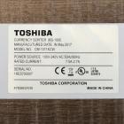 Печать наклеек для Toshiba