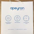 Бумажный пакет Apeyron