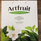 Бумажный пакет  Artfruit