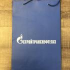 Бумажный пакет Стройтранснефтегаз