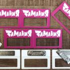 Печать на платике Замания